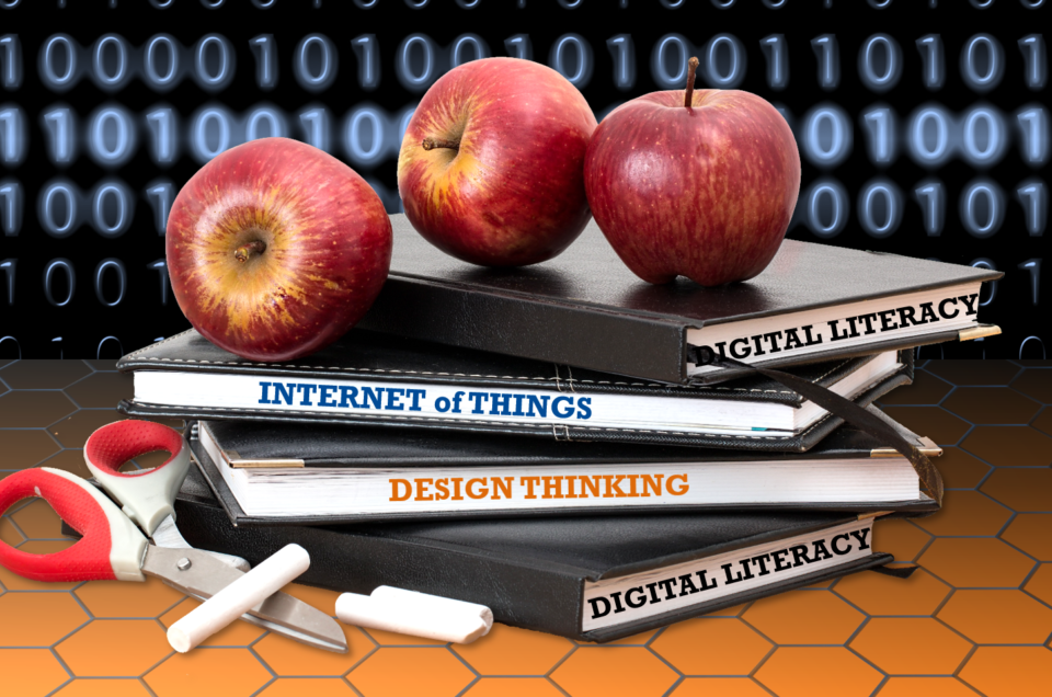 Internet of Things & Design Thinking Pave the Way to Digital Literacy