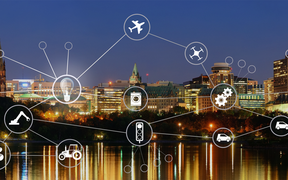 Ottawa's Internet of Things Ecosystem